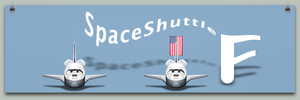 SpaceShuttle F by SmilingCamel
