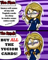 Yugioh Problems by Psygirl12