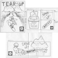 Concept Development - Carve, Tear, Shread by TheLipGlossary