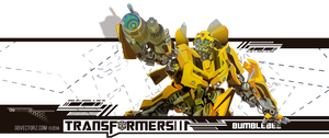 BumbleBee Vector Character by GovectorZ