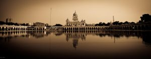Gurdwara Bangli Sahib in Delhi - 2 by jmotes