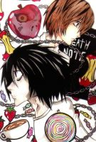 Death Note by m-a-b-l-e