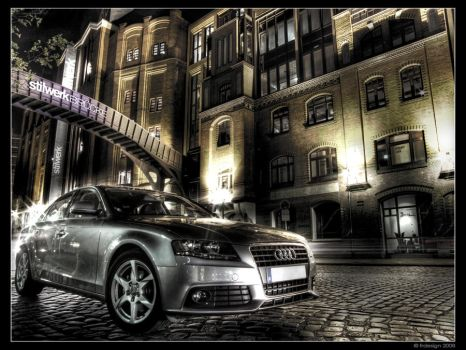 AUDI HDR by frdesign08