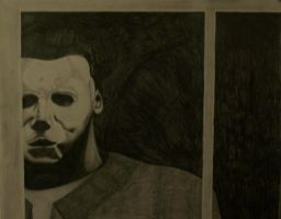 Michael Myers 2 by DirtyD41