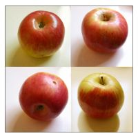 apples by almonsor-stock