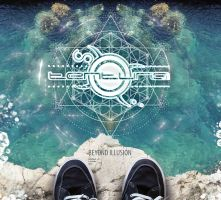 Tentura - Beyond Illusion [ New Album Cover ] by sashander