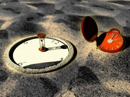 The Sands of Time. by maxmayhem