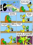Ned and Sam 4-9-16 by Cartoon-Eric