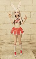 Elin Cheerleader (PC_Event29) by h0mez