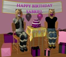Surprise Party... by wynter333A