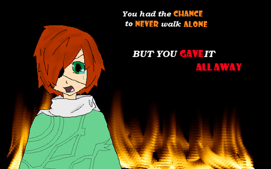 Lavi gave it all away by rhodestwins