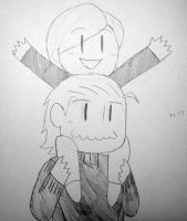 shoulder ride by soggycereal