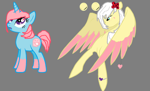 CLOSED 5-10POINT Pony Adoptable by Cartoonfangirl4