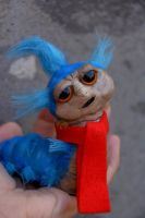 Labyrinth Worm, ready! by ThisisHalloweenTown