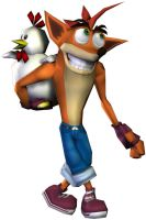 Crash Bandicoot 2 by AC3DR7759