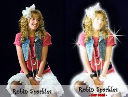 Robin Sparkles by Angelo6661
