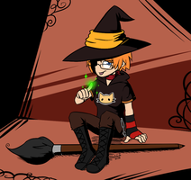 Witchsona by Habijob
