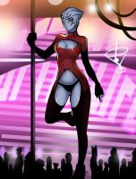Mass Effect: Afterlife by 7Zaki