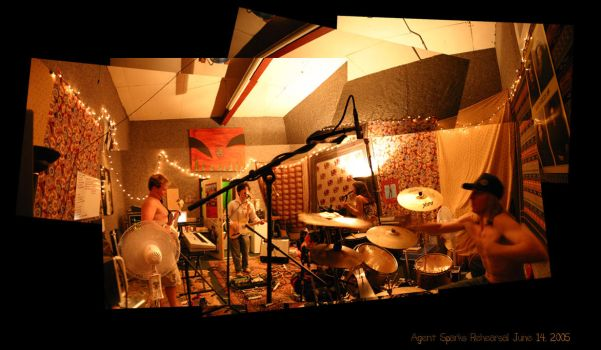 Rehearsal Space by TheFuryOfNature