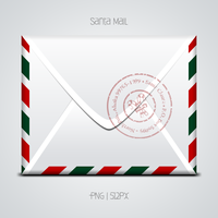 Santa Mail by eos8