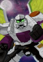 Classics Megatron is MAD by wordmongerer