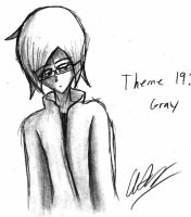 Theme 19: Gray by Astralstonekeeper