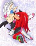 KnuxRouge love by rougeknuckles