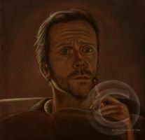 LOLLY / Gregory House (Hugh Laurie) by MrsGraves