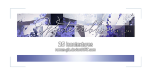 25 icon textures - waterribbon by remon-gfx