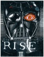 Lord Vader RISE by simpsonsquire