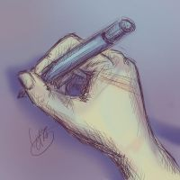 Sketches: Hand by NAD-LifeOfficial