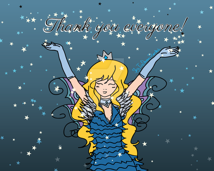 Thank you everyone! by IceQueenRocks