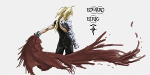 Edward Elric by San-ru