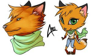 Trade: Ares by MonsterBell