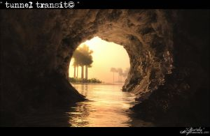 Tunnel Transit© by Massi-San