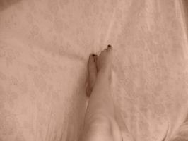 a great feet by lost-on-asummer-wind