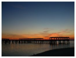Jekyll Island Sunset 012 by sees2moons