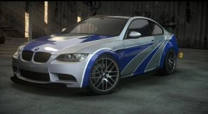 BMW M3 most wanted. the run by daz1200