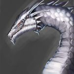 Silver Dragons icon by badfatdragon