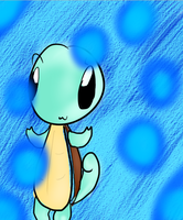 Squirtle by thedazedartist
