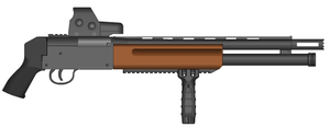 Browning Auto-5 dukeian Custom by GrimReaper64