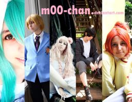 new cosplay ID by M00-chan