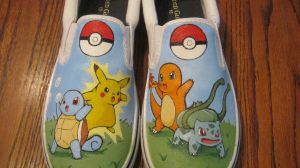 Pokeshoes by devpose
