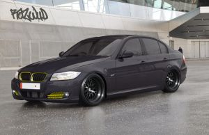Tuned 3 Series Bmw by Razwud