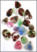 Fused glass 2 by Faeriedivine