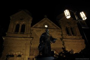 THE CATHEDRAL BASILICA OF ST. FRANCIS OF ASSISI II by Erael71