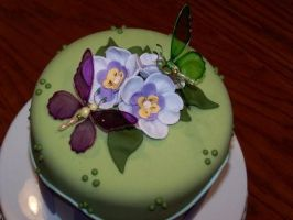 butterfly cake 1 by cakelover88