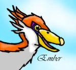 .:Ember:. by SparrowDust