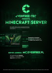 Everfree-Tec Minecraft Server Poster by TheRockyDoo