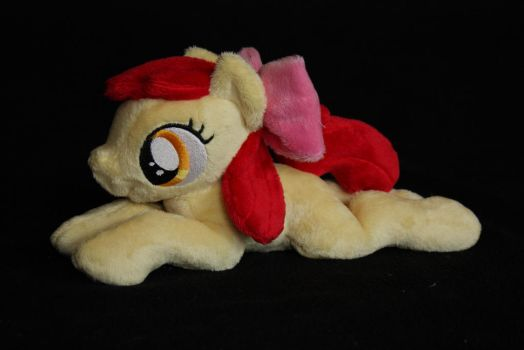 Applebloom Shoulderpony by Siora86